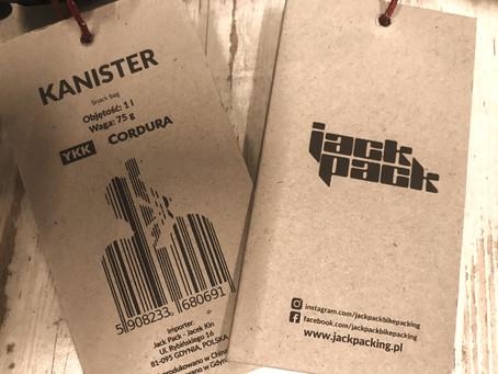 Moja odpowiedzialność za planetę - Ekologiczny Jack Pack.