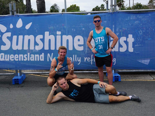 My First Team Triathlon