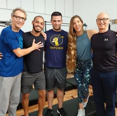 Workshop Internacional com Miguel Jorge, Clóvis Santana, Rafael Fiorini, Marian Tarín e Peter Fiasca, Peruíbe - SP, 2019