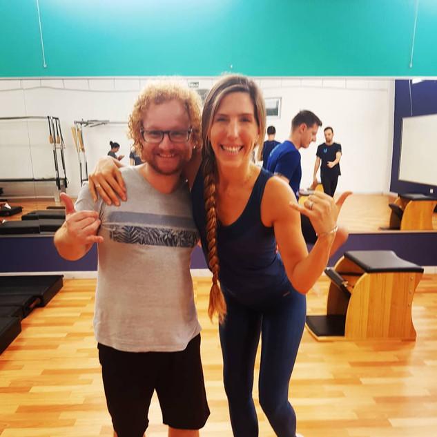 Marian Tarin - WS Internacional de Pilates Clássico