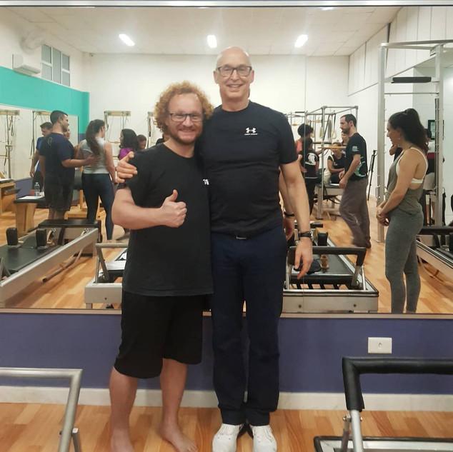 Peter Fiasca - WS Internacional de Pilates Clássico
