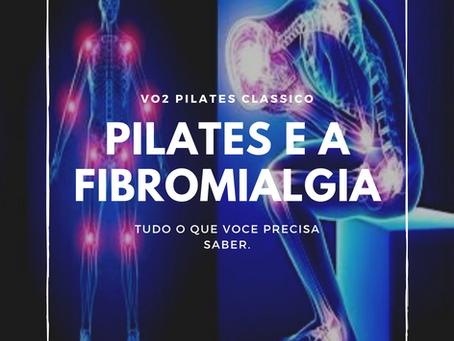 PILATES E A FIBROMIALGIA