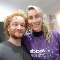 Congresso Recicla Pilates, com Cecilia Panelli, Marau - RS, 2019