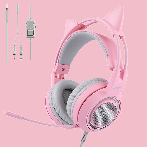 (Out of the Box) Somic G951S PINK