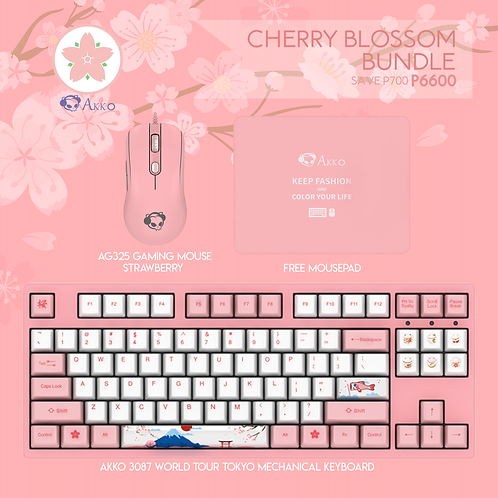 Cherry Blossom Bundle