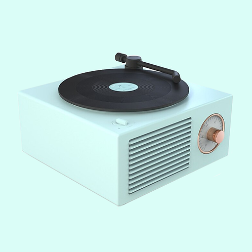 Atomic Vinyl Wireless Speaker MINT