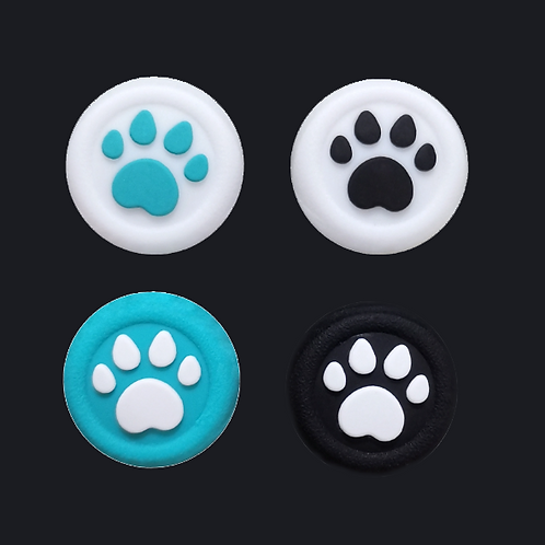 Controller Thumb Grips TEAL/BLACK