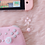Thumbnail: Paw Thumb Grips and Buttons PINK