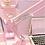 Thumbnail: Cherry Pink Tri-color Desk Lamp
