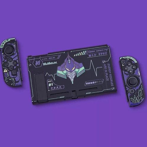 Nintendo Switch Evangelion Case