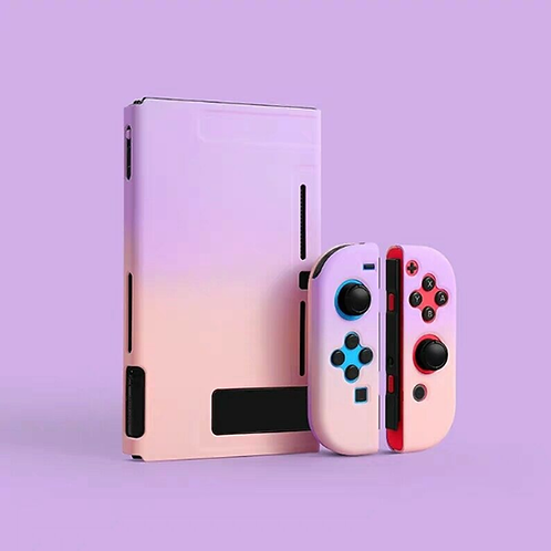 Nintendo Switch Case Gradient PINK/PURPLE