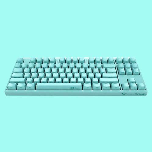 Akko x Ducky 3087 Mechanical Keyboard MINT