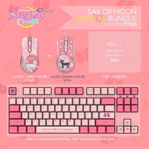 Sailor Moon Crystal Bundle