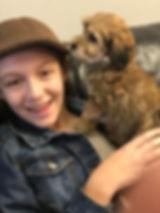 Puppy Visit!
