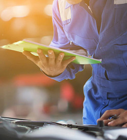 Cleaning Checklist for Rental Cars