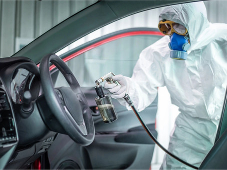 Your friendly neighborhood Car Wash now offers protection against pathogens