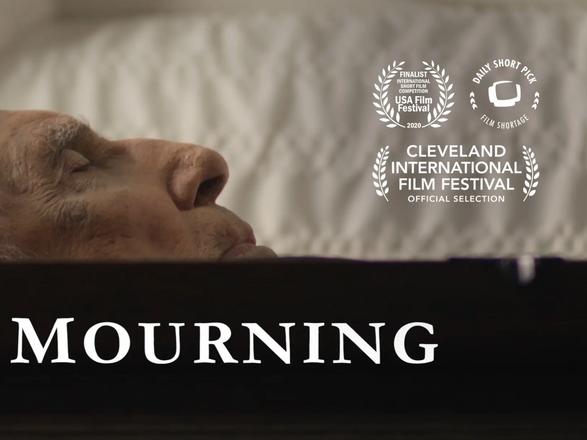 GOOD MOURNING -  Comedy Short Film by: Geoffrey James, Reilly Anspaugh, and Daniel Rashid
