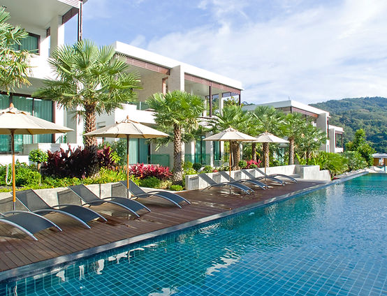 9. Pool 1 - Wyndham Sea Pearl Resort Phu