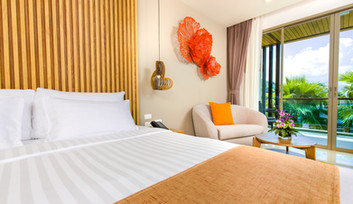 Deluxe Hotel Room - Wyndham Grand Phuket