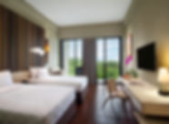 5. Deluxe Twin Room Wyndham Dreamland Re