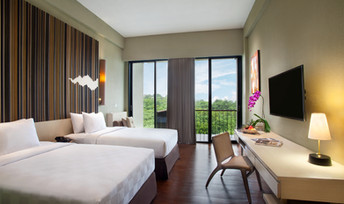 Deluxe Twin Room Wyndham Dreamland Resort