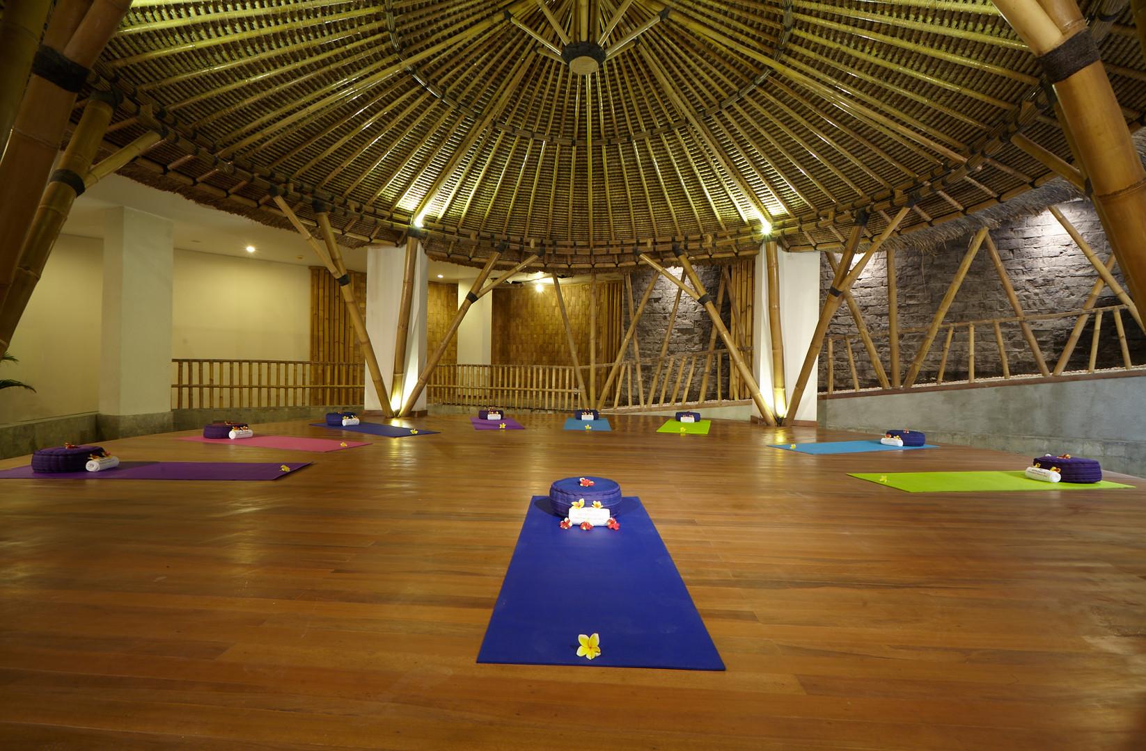 11. Yoga Studio - Wyndham Dreamland Reso