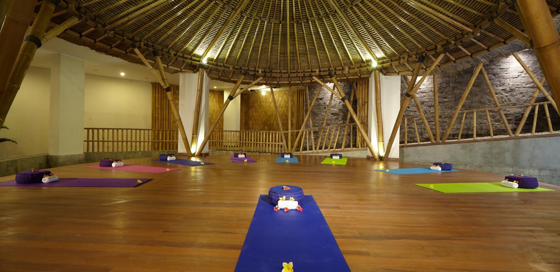 Yoga Studio - Wyndham Dreamland Resort Bali
