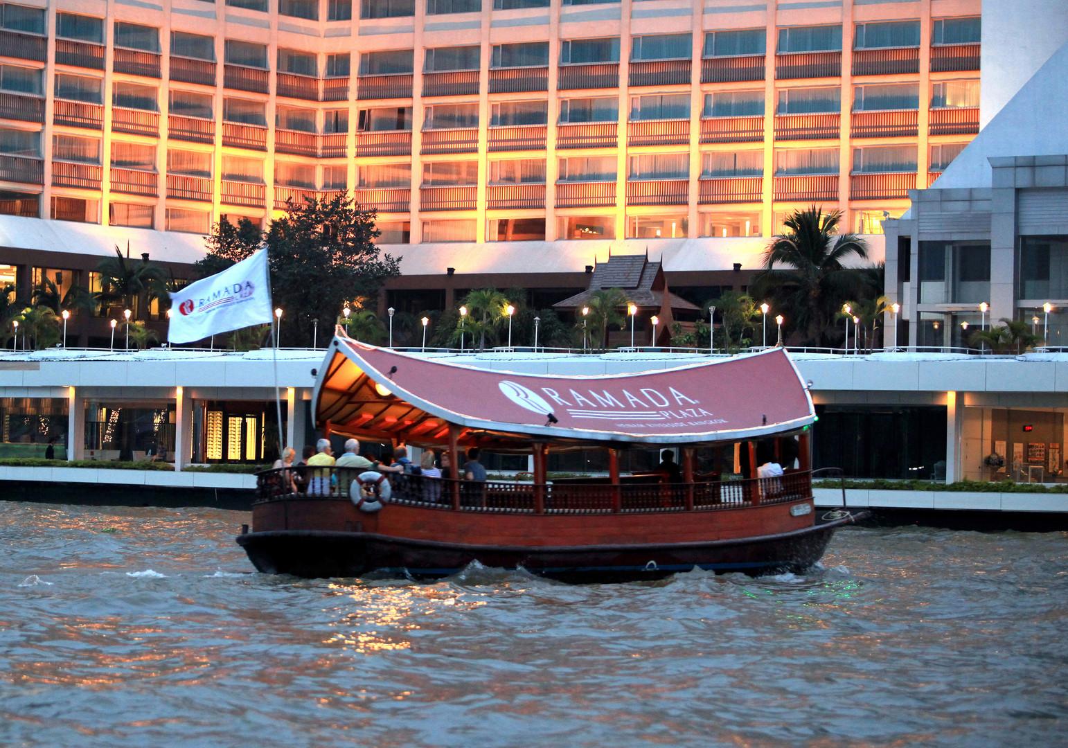 Ferry Shuttle Boat Service