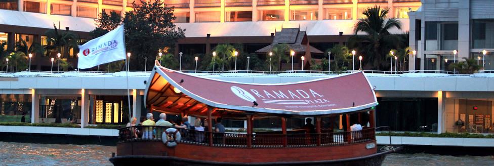 10. Shuttle Boat Service - Ramada Plaza
