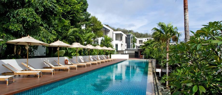 Wyndham Sea Pearl Resort Pool
