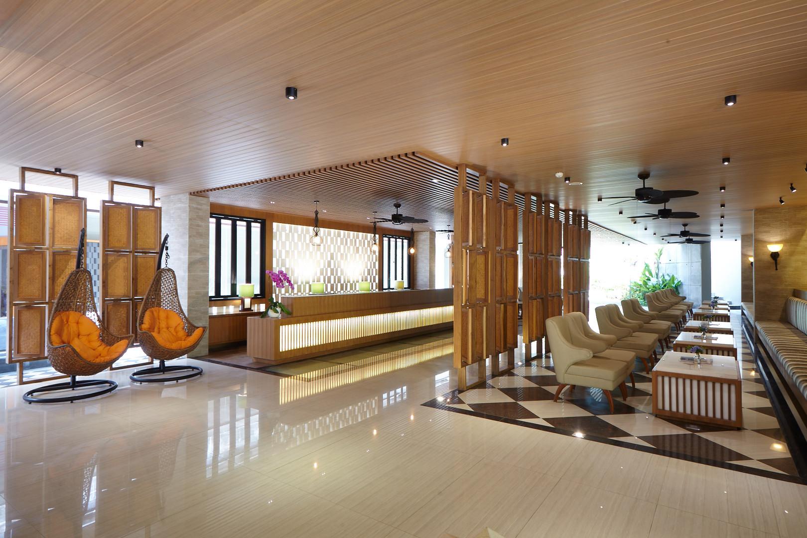 1. Hotel Lobby Wyndham Dreamland Resort