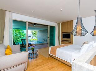 3. Pool Suite Garden View - Wyndham Gran