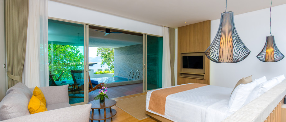 Pool Suite Garden View - Wyndham Grand Phuket Kalim Bay