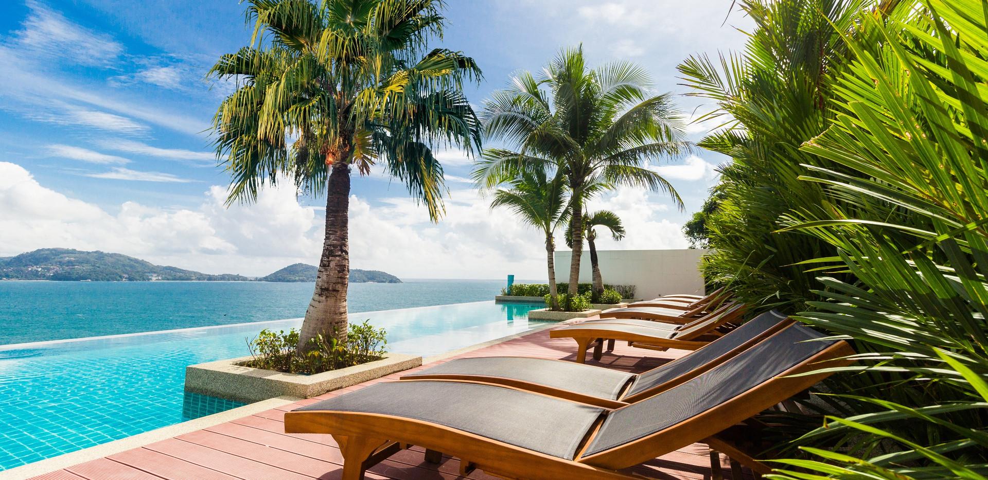 Pool - Wyndham Grand Phuket Kalim