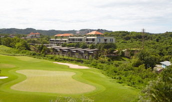 Golf Course - Wyndham Dreamland Resort Bali
