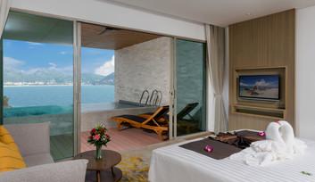 Private Pool Suite Ocean View - Wyndham Grand Phuket Kalim Bay