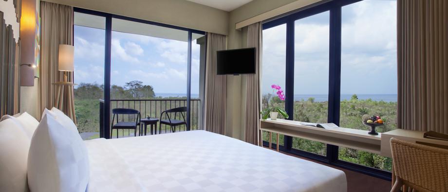 Ocean View Deluxe King Room
