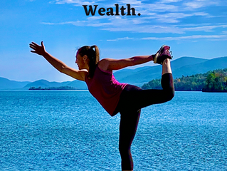 Health Is Your Greatest Wealth!