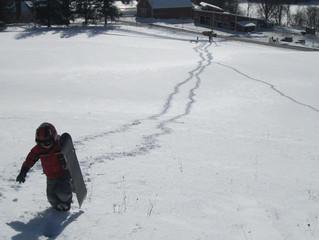 Wintertime Movement