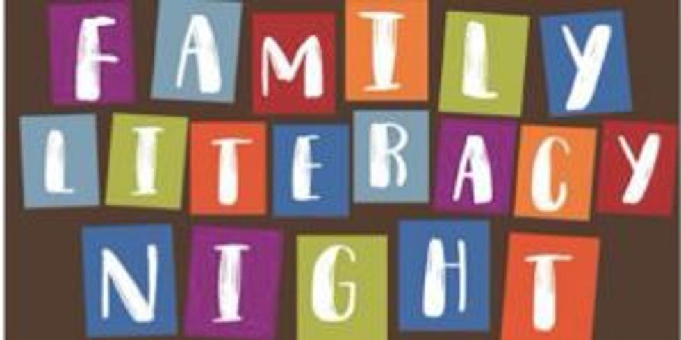 Interactive Family Literacy Night