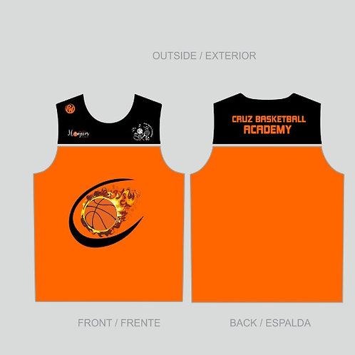 Basketball Reversible Training Shirt