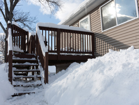 How Snow and Ice Affects Your Heat Pump