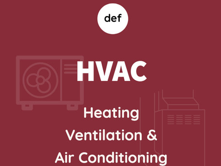 What is the Difference Between HVAC and AC?