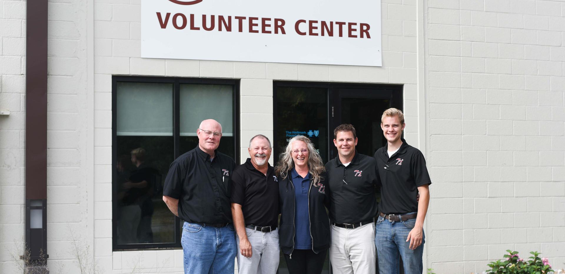Food Bank of Iowa Volunteer Day