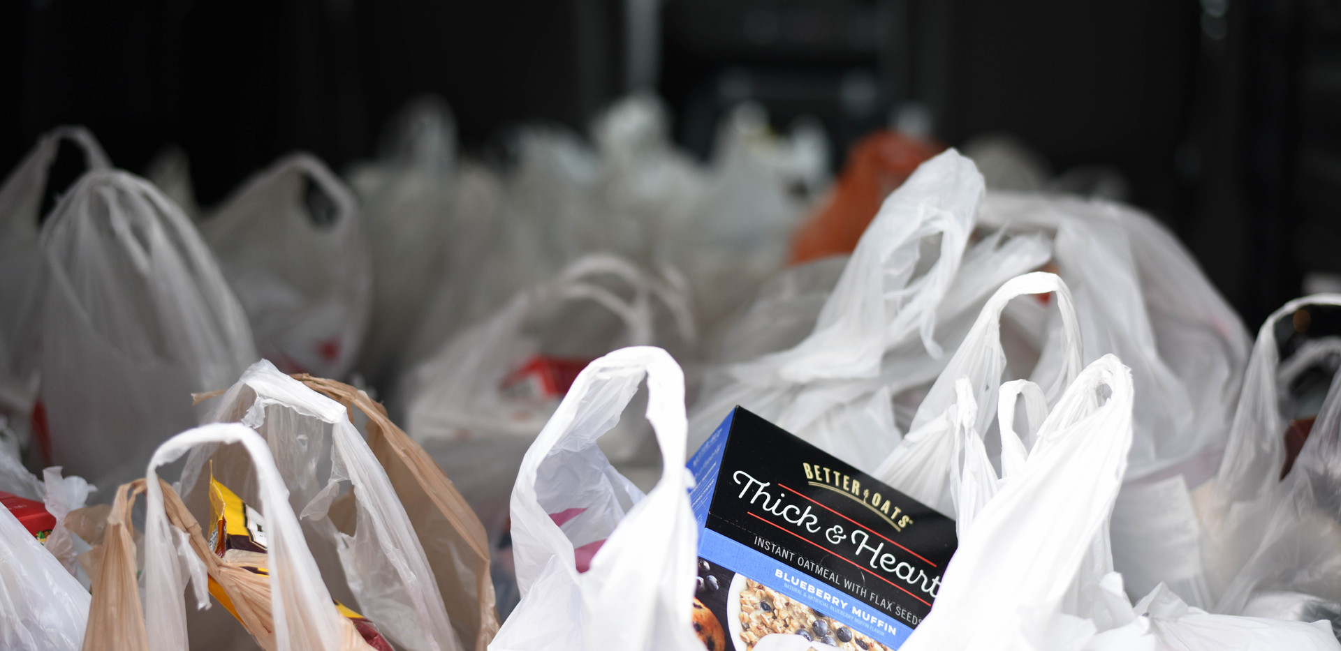 Impact Food Donation Bags