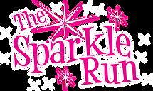 The Sparkle Run Logo