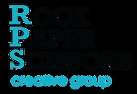 Rock Paper Scissors Creative Group logo