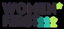 Women* First logo