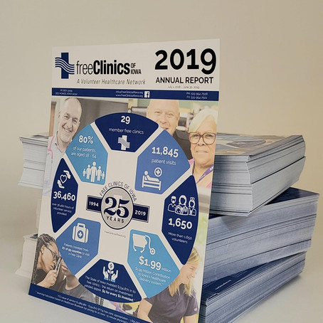 Free Clinics of Iowa Annual Report