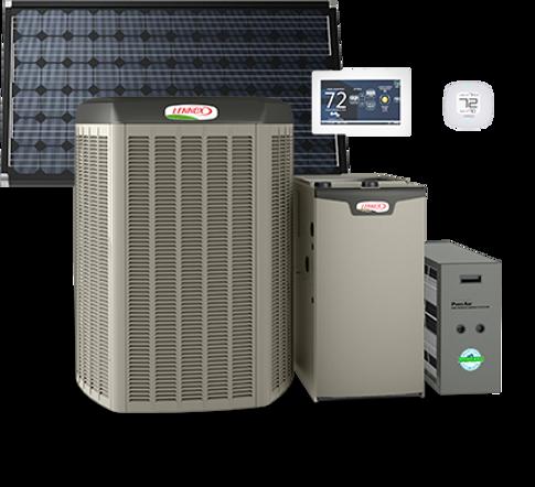 Lennox Home Comfort System-